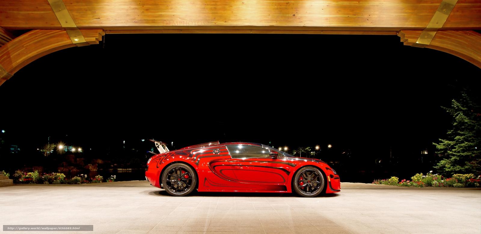 scaricare gli sfondi Bugatti Veyron,  Bugatti,  Veyron,  giperkar Sfondi gratis per la risoluzione del desktop 5020x2446 — immagine №656085