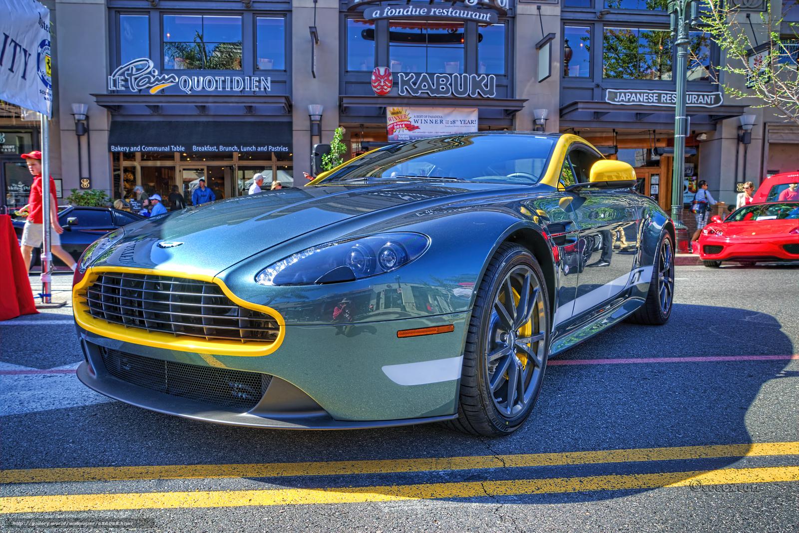 scaricare gli sfondi Aston Martin,  macchina,  auto Sfondi gratis per la risoluzione del desktop 3300x2203 — immagine №656088