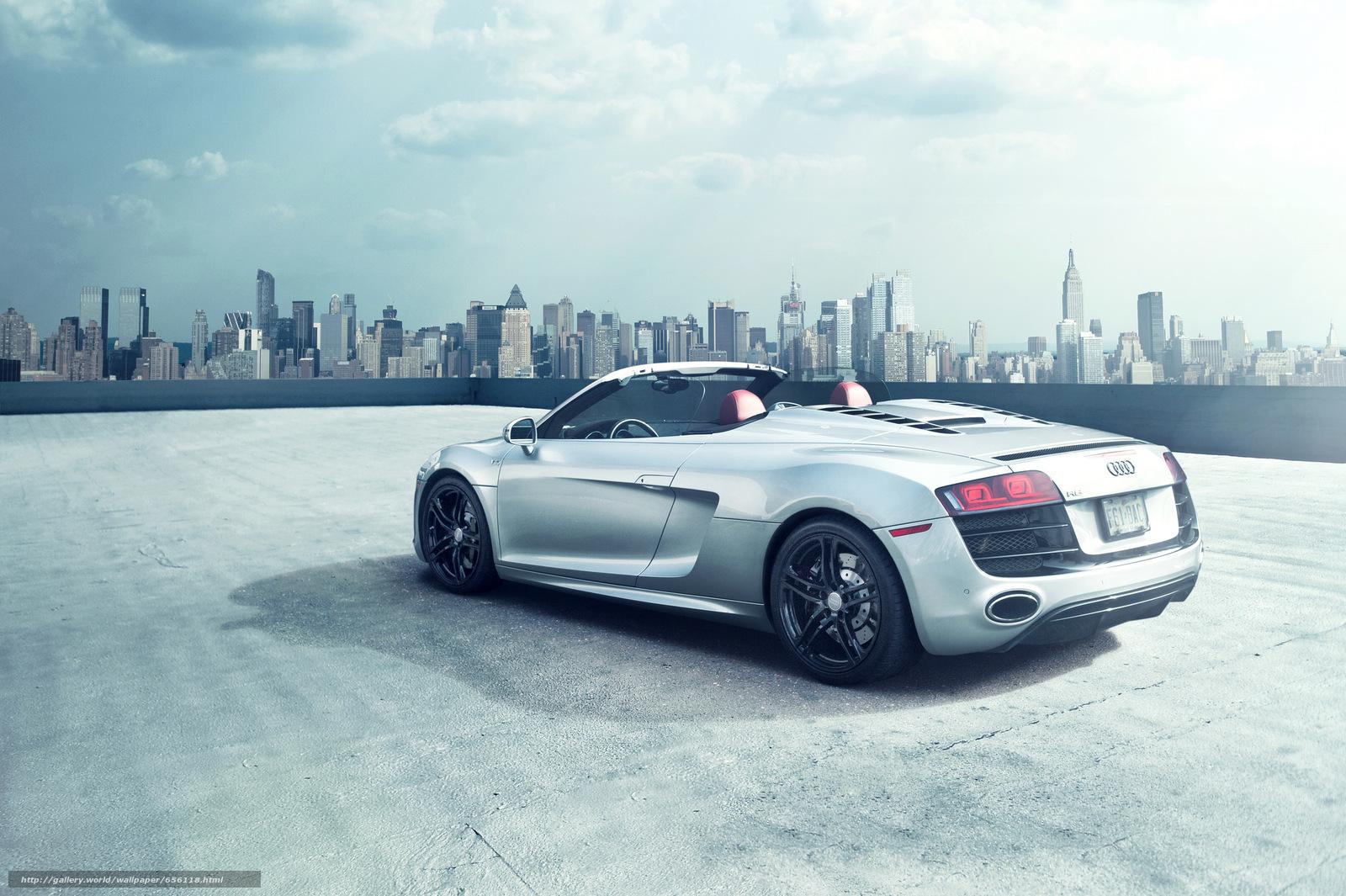 Скачать обои Audi,  машина,  автомобиль бесплатно для рабочего стола в разрешении 2048x1363 — картинка №656118