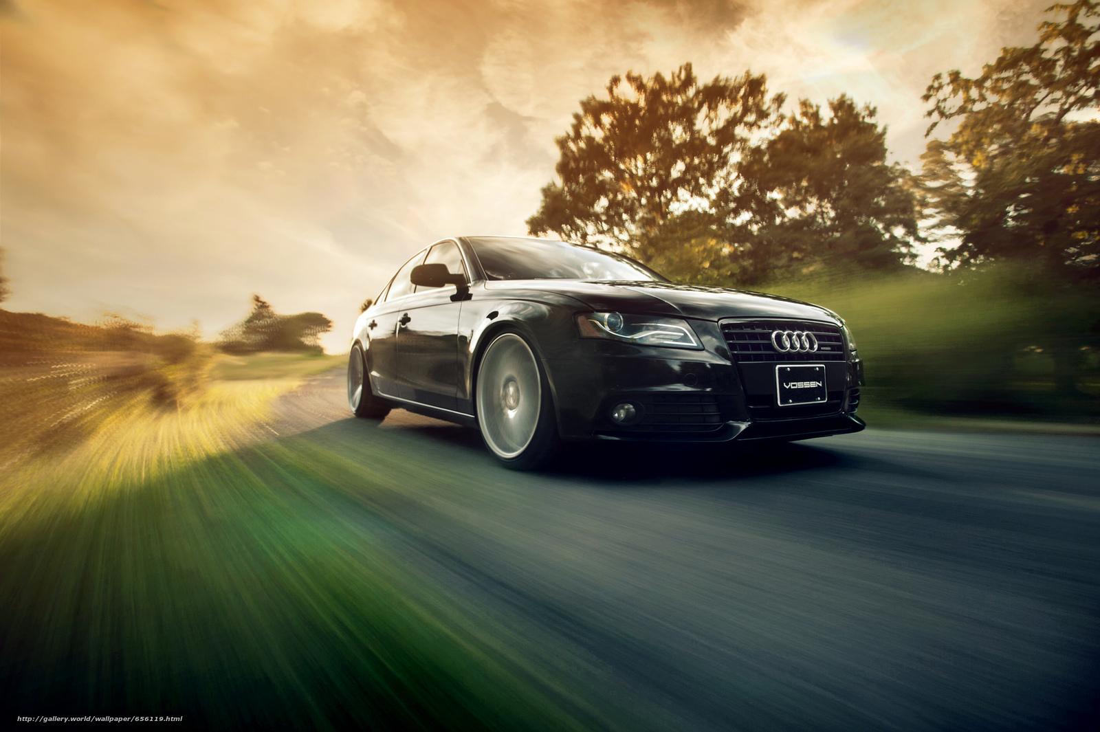 Скачать обои Audi,  машина,  автомобиль бесплатно для рабочего стола в разрешении 2048x1363 — картинка №656119