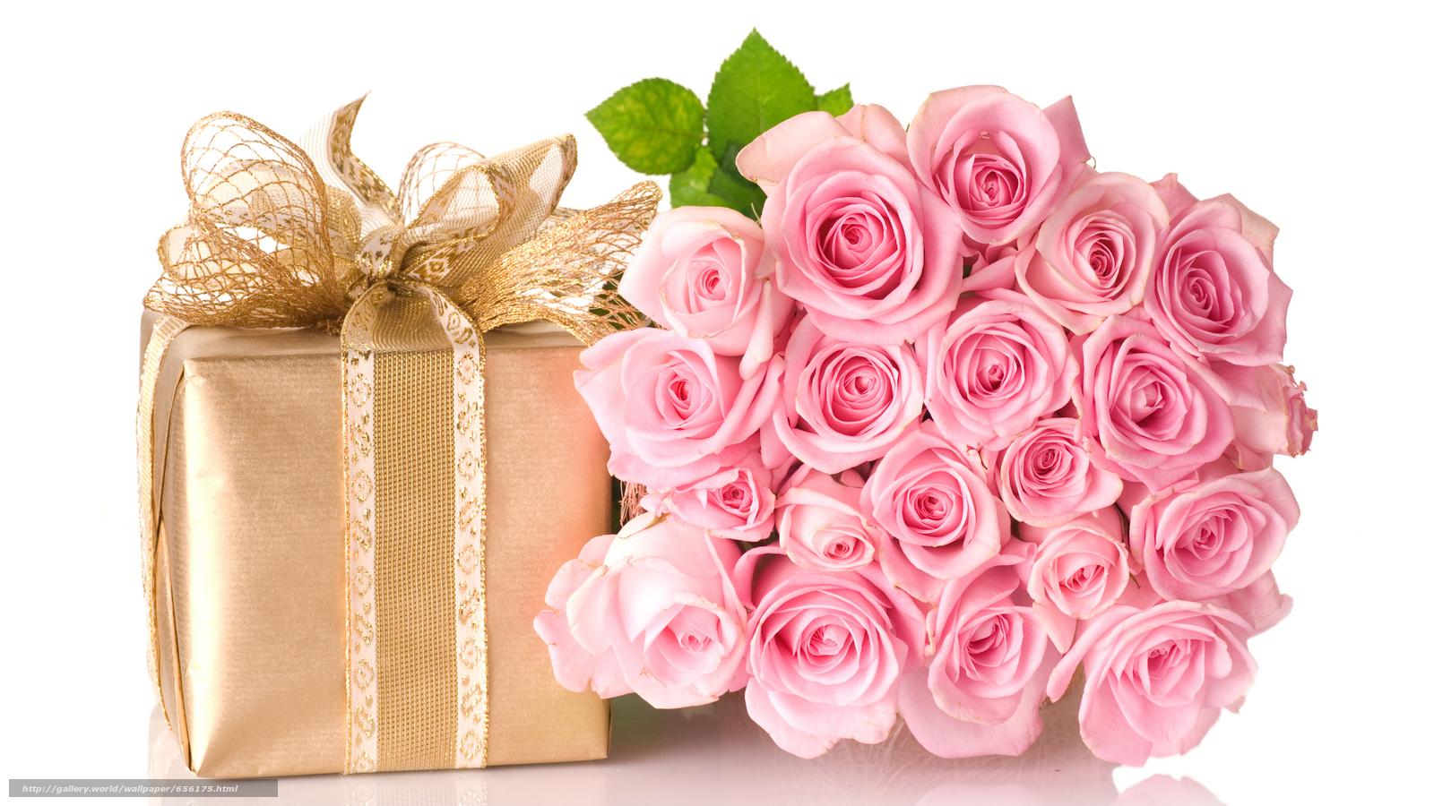 scaricare gli sfondi Personas per Kisenok,  Roses,  rosa,  Fiori Sfondi gratis per la risoluzione del desktop 7360x4140 — immagine №656175