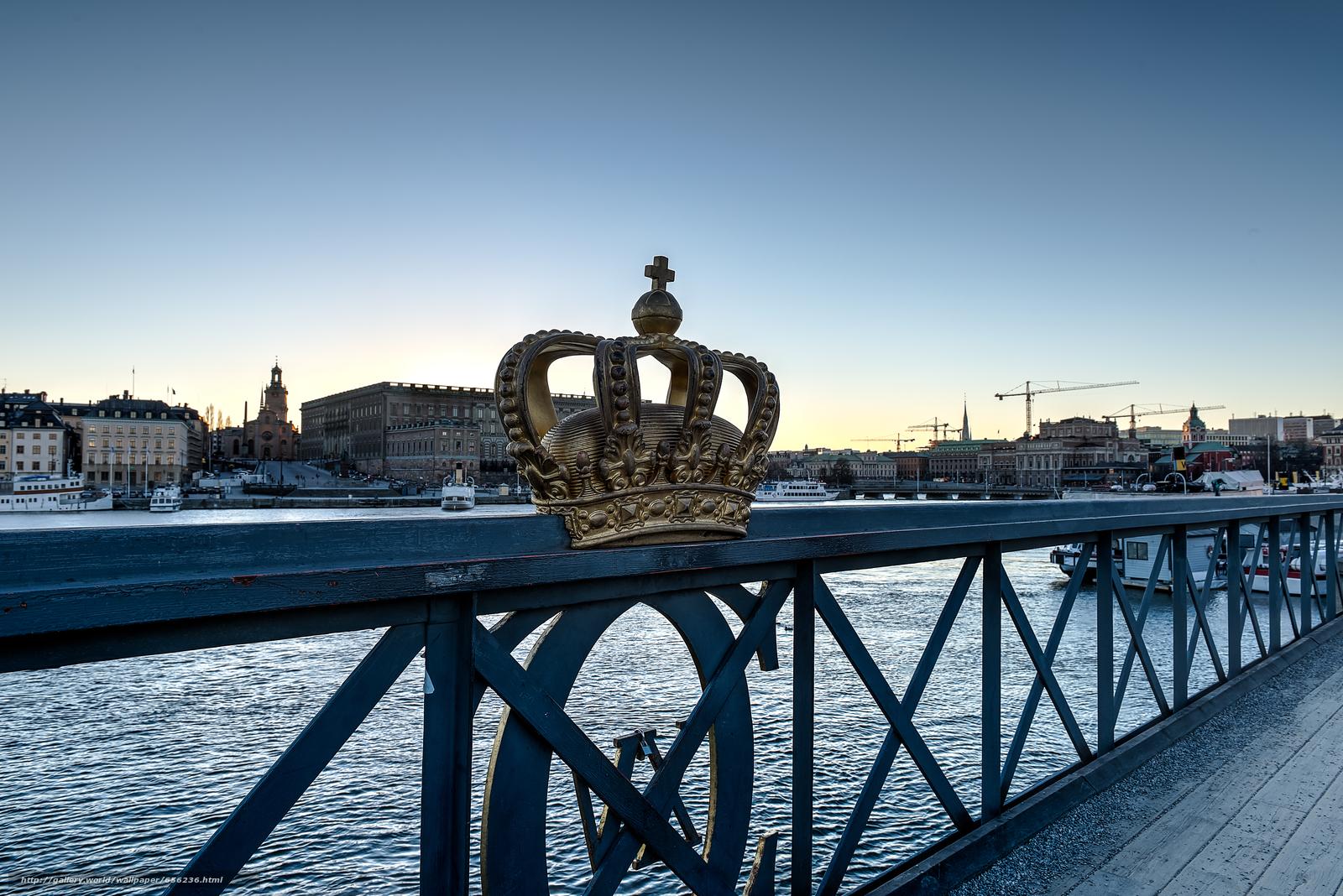 pobra tapety Sztokholm,  Szwecja,  miasto Darmowe tapety na pulpit rozdzielczoci 7372x4920 — zdjcie №656236