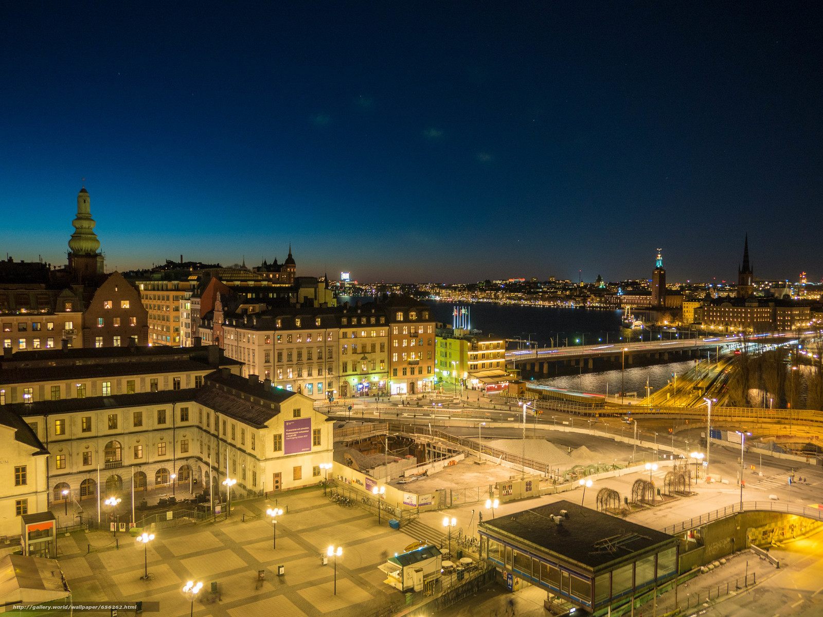 壁紙をダウンロード ストックホルム,  スウェーデン,  都市 デスクトップの解像度のための無料壁紙 4608x3456 — 絵 №656262