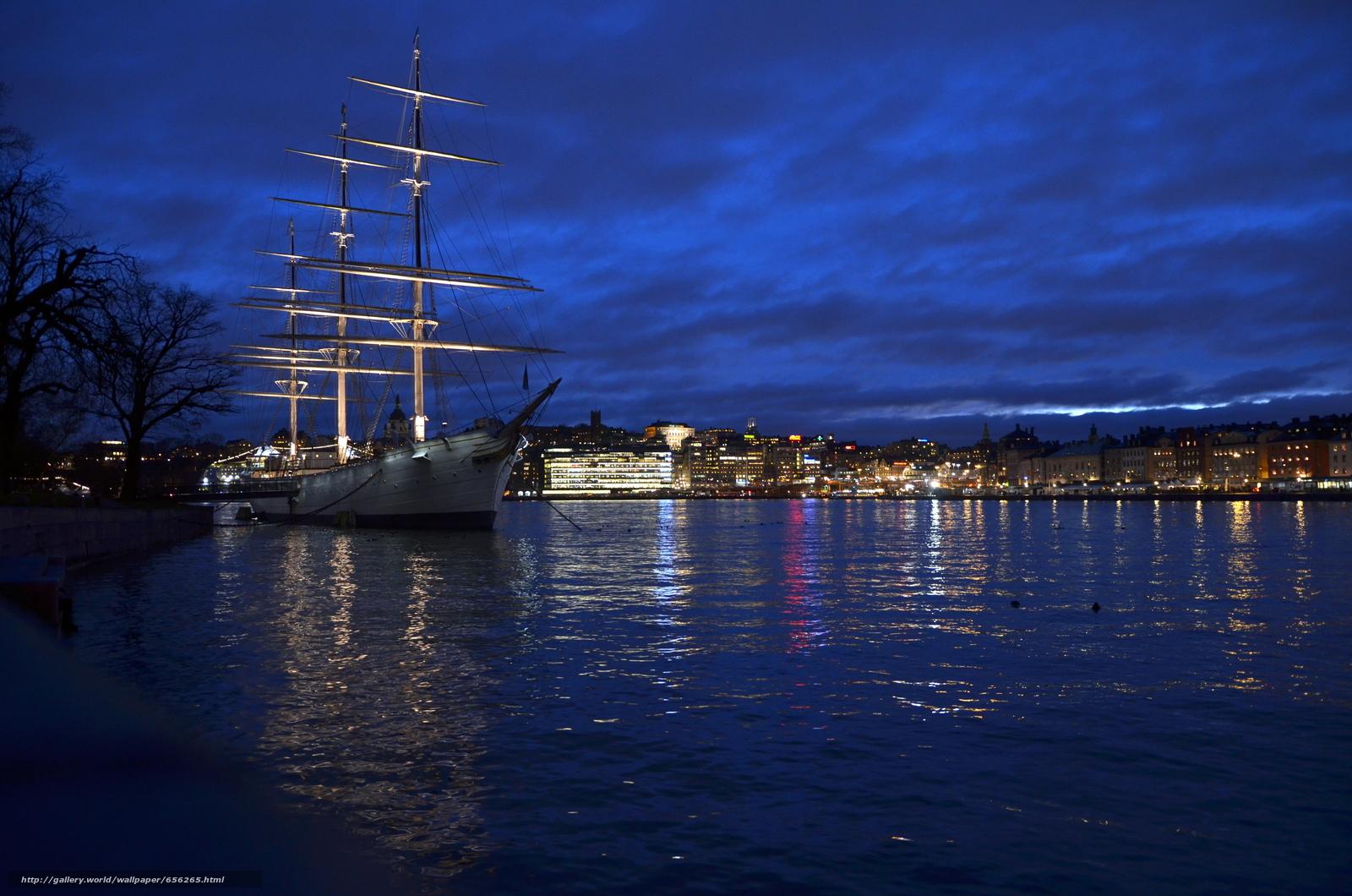 scaricare gli sfondi Stoccolma,  Svezia,  città Sfondi gratis per la risoluzione del desktop 4928x3264 — immagine №656265
