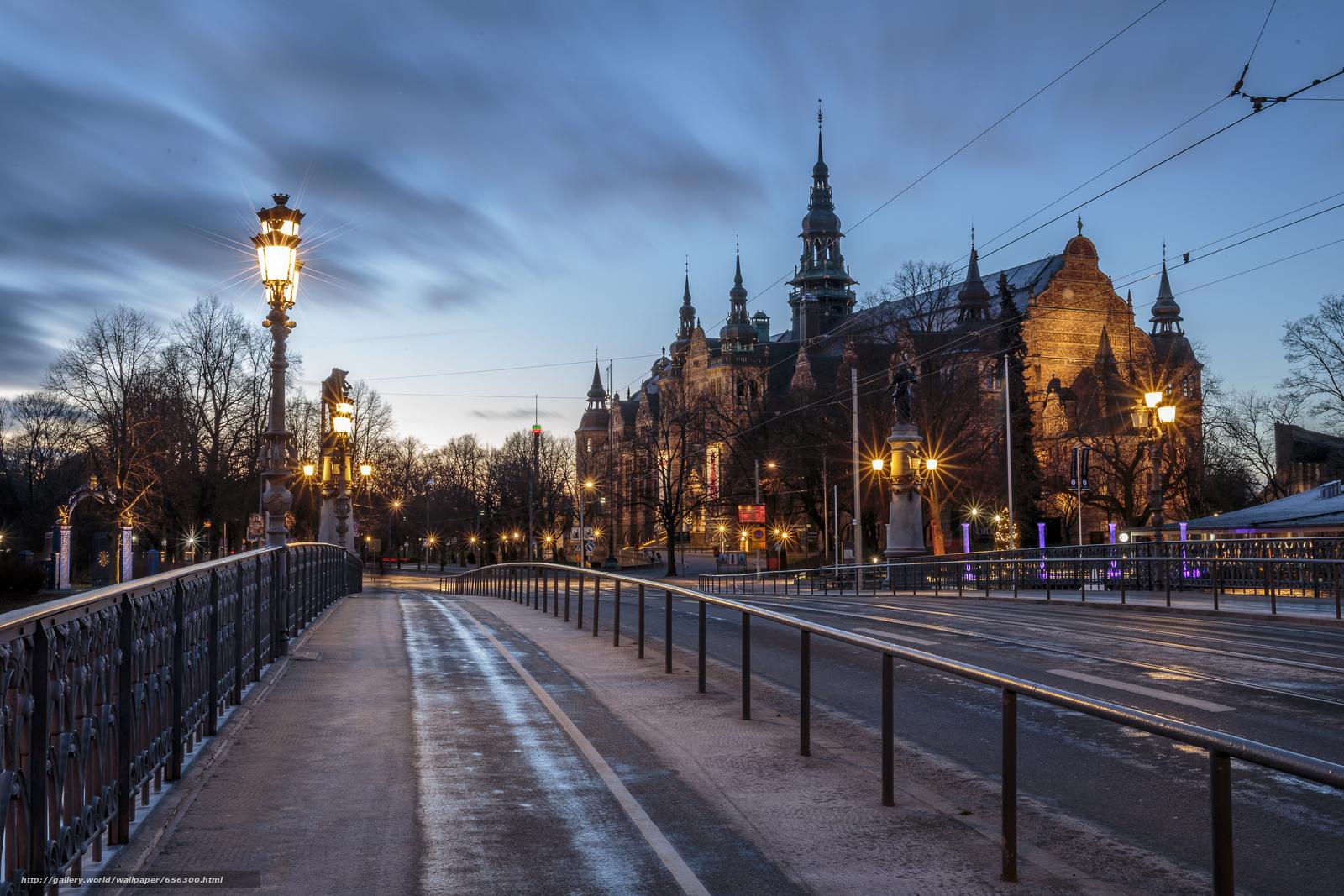 scaricare gli sfondi Stoccolma,  Svezia,  città Sfondi gratis per la risoluzione del desktop 5472x3648 — immagine №656300