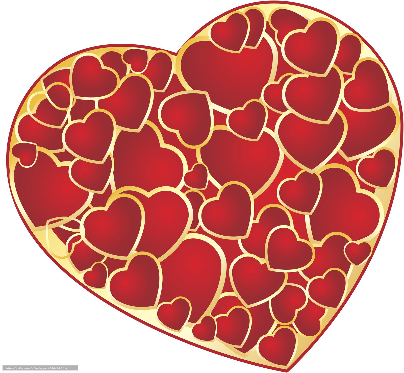 scaricare gli sfondi Valentine,  San Valentino,  vacanza,  cuore Sfondi gratis per la risoluzione del desktop 4229x3905 — immagine №656414