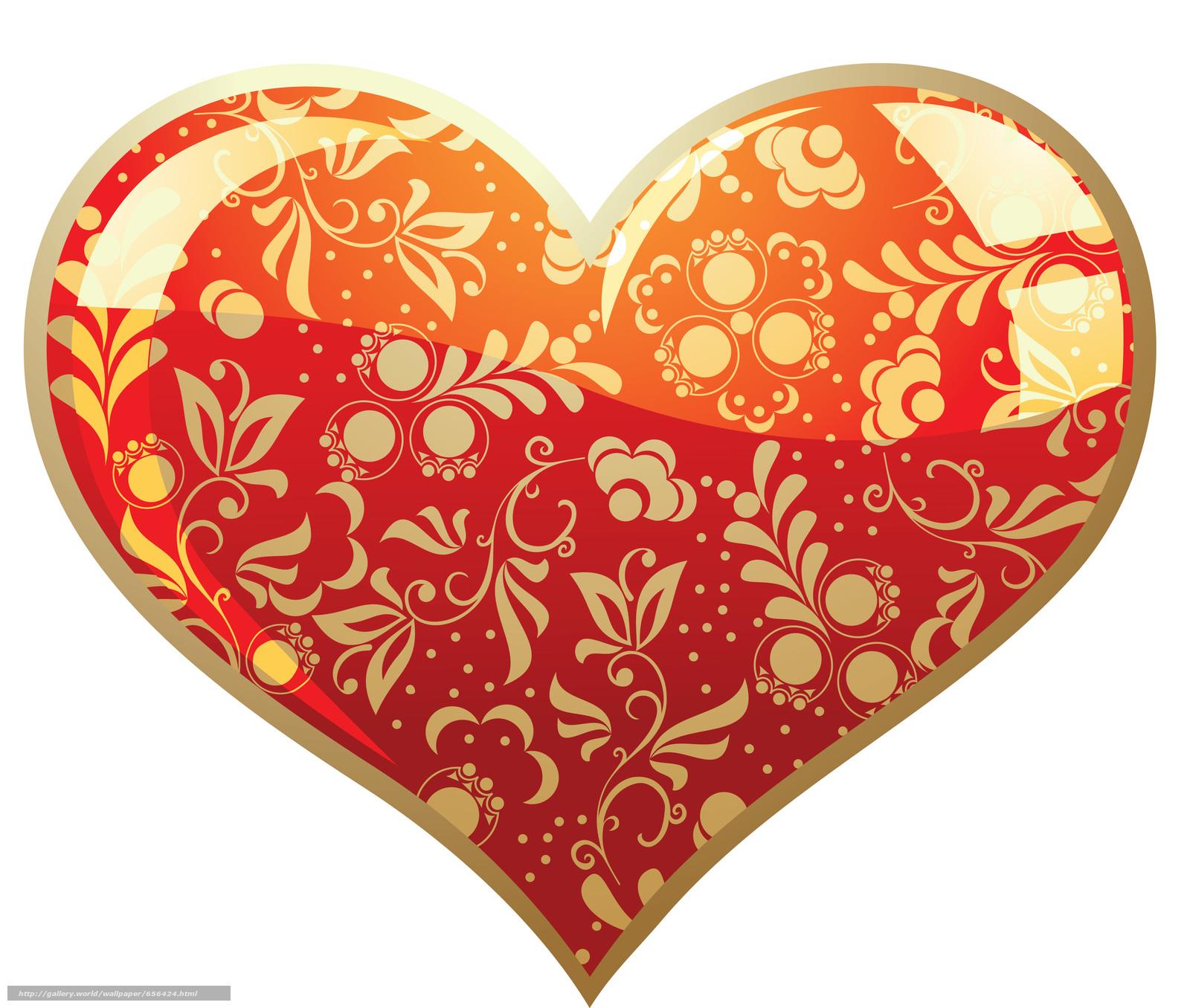 scaricare gli sfondi Valentine,  San Valentino,  vacanza,  cuore Sfondi gratis per la risoluzione del desktop 3698x3135 — immagine №656424