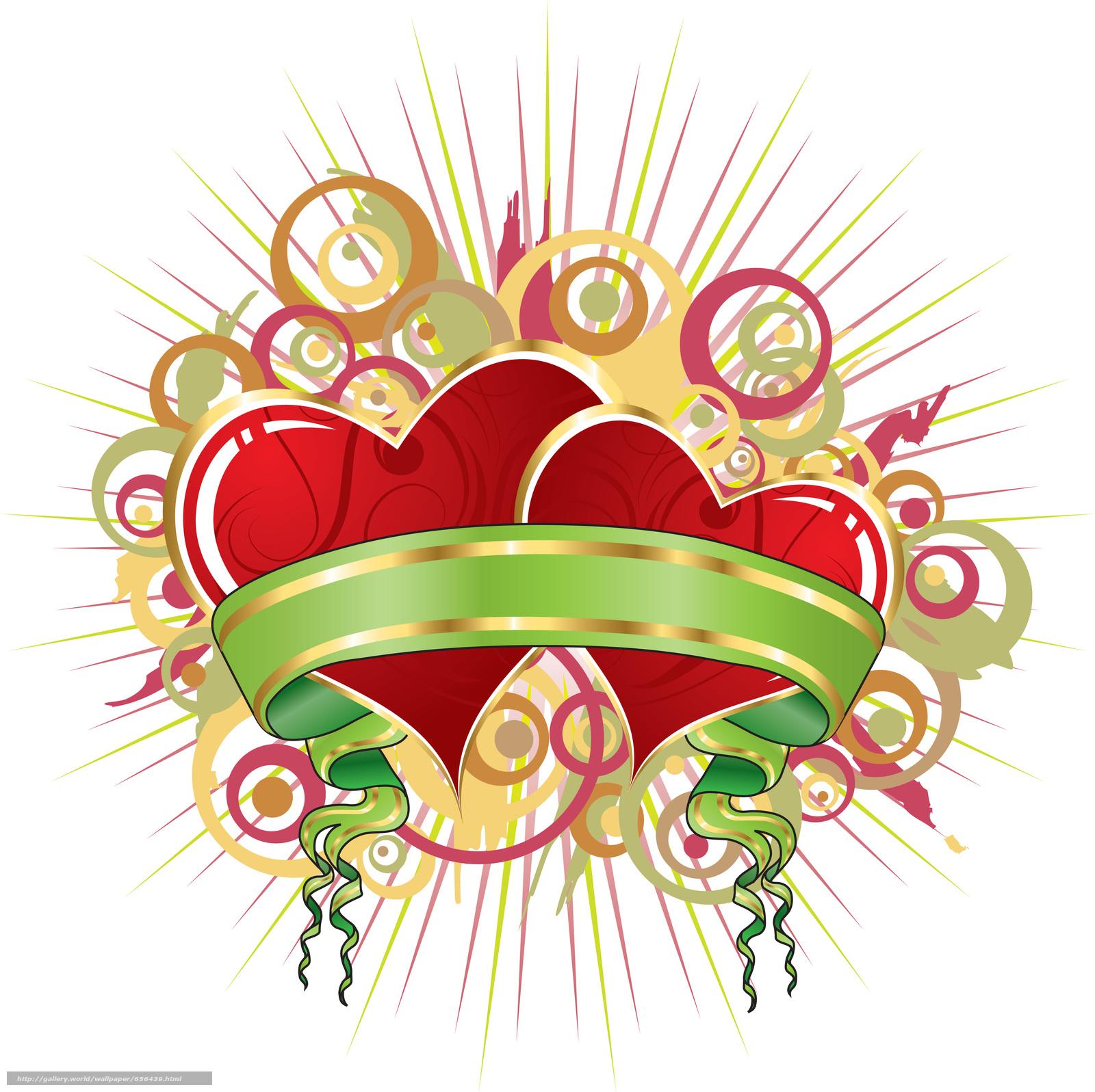 Скачать обои день святого валентина,  день всех влюбленных,  праздник,  сердце бесплатно для рабочего стола в разрешении 5018x5008 — картинка №656439