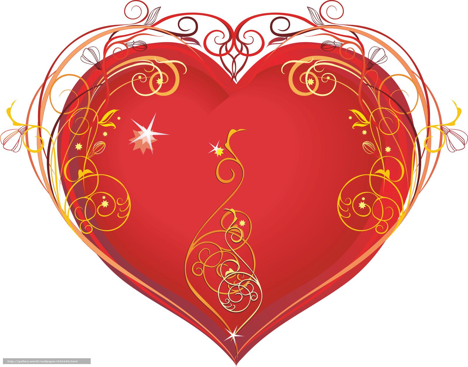 Скачать обои день святого валентина,  день всех влюбленных,  праздник,  сердце бесплатно для рабочего стола в разрешении 6395x5021 — картинка №656456