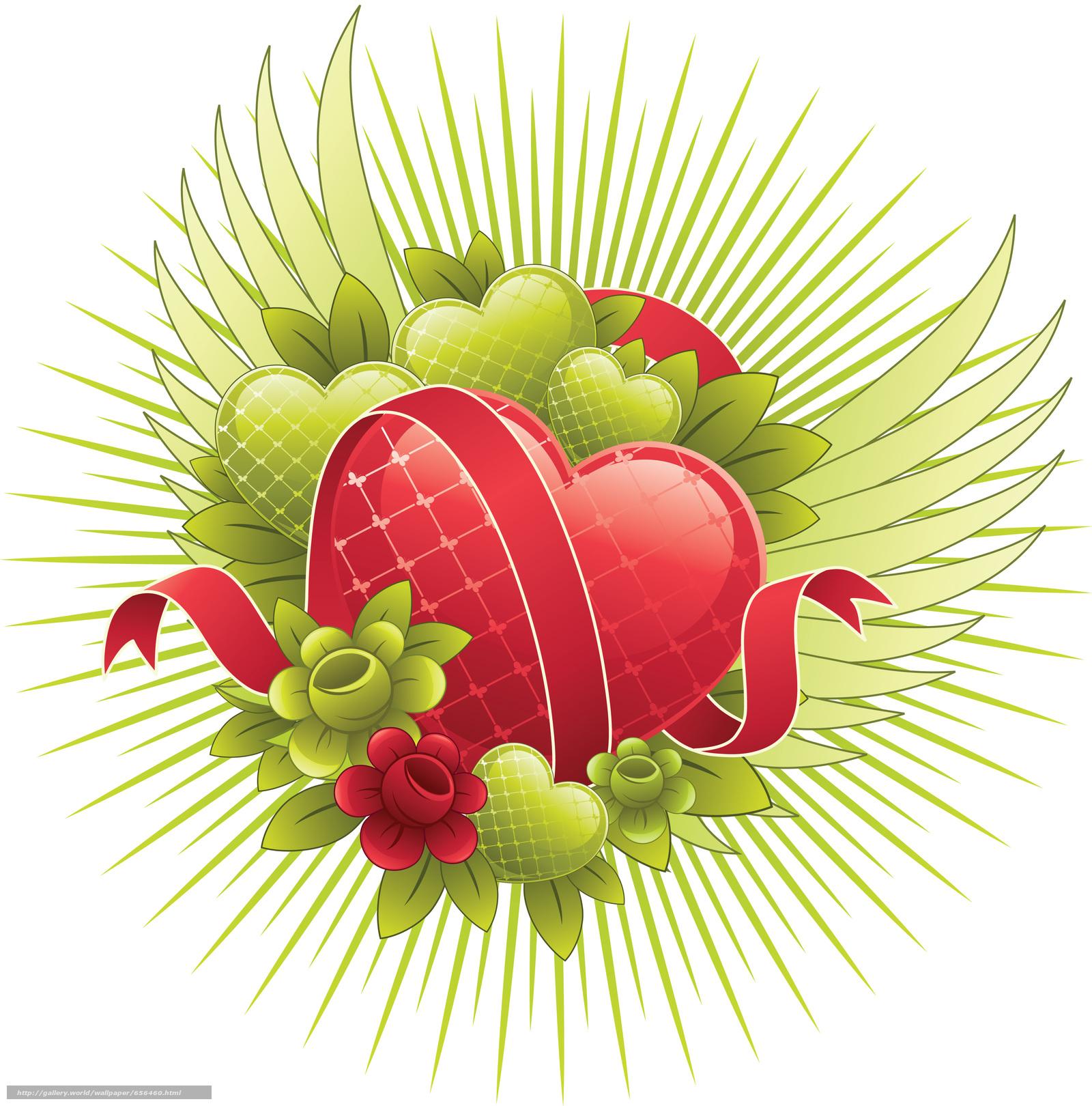 Скачать обои день святого валентина,  день всех влюбленных,  праздник,  сердце бесплатно для рабочего стола в разрешении 3827x3876 — картинка №656460