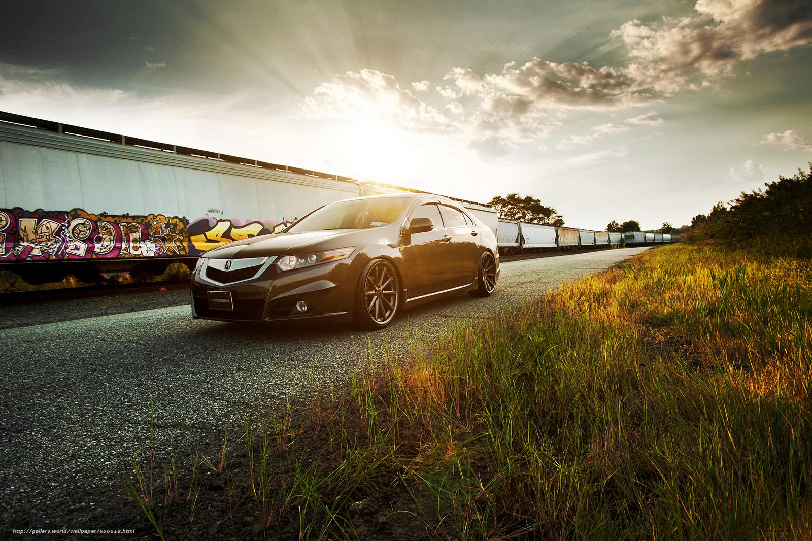 scaricare gli sfondi Acura,  macchina,  auto Sfondi gratis per la risoluzione del desktop 2048x1364 — immagine №656618