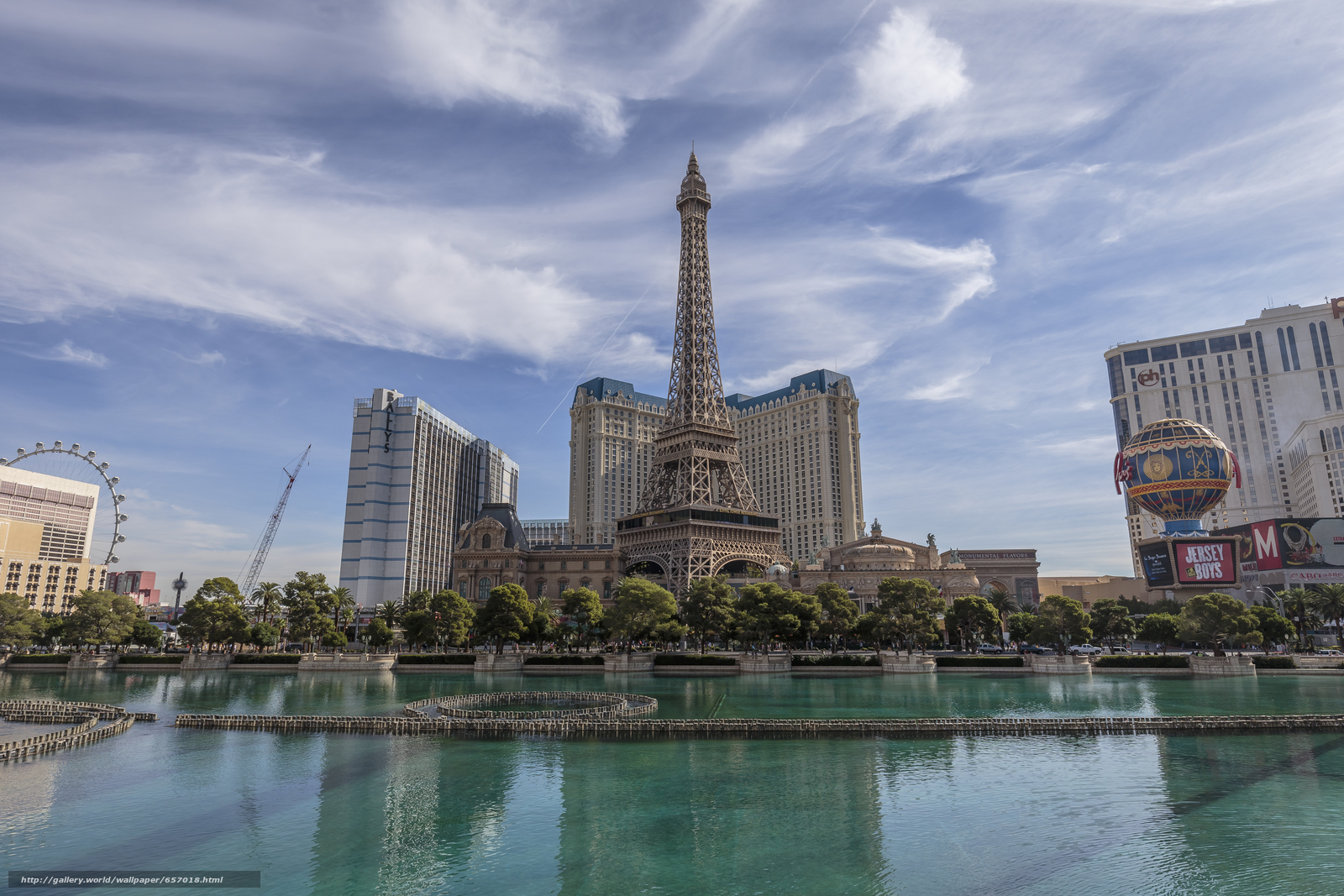 Скачать обои Las Vegas,  Nevada,  сша,  город бесплатно для рабочего стола в разрешении 5472x3648 — картинка №657018