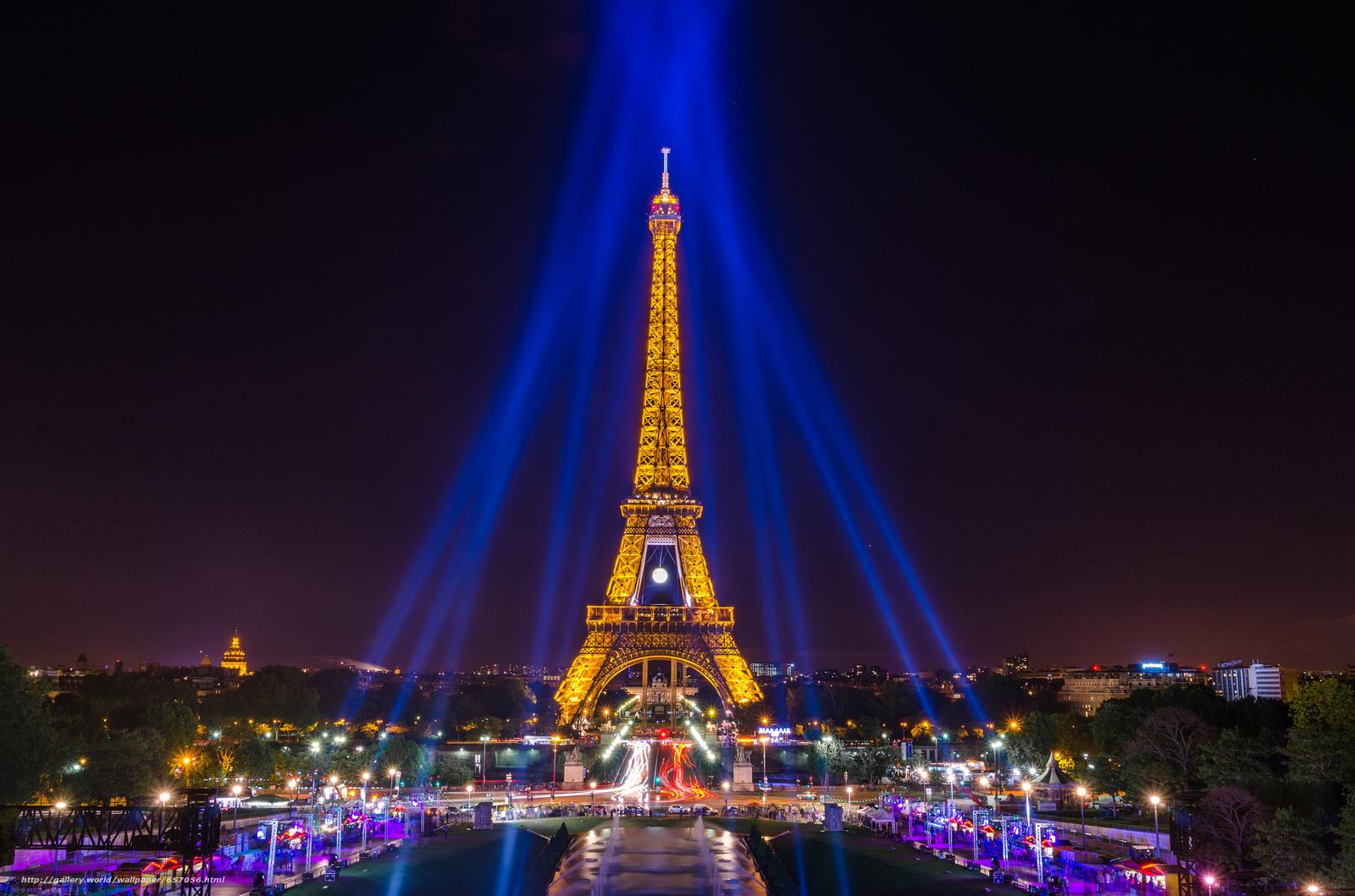 pobra tapety Wieża Eiffla,  Paryż,  Francja,  Wieża Eiffla Darmowe tapety na pulpit rozdzielczoci 2048x1356 — zdjcie №657056