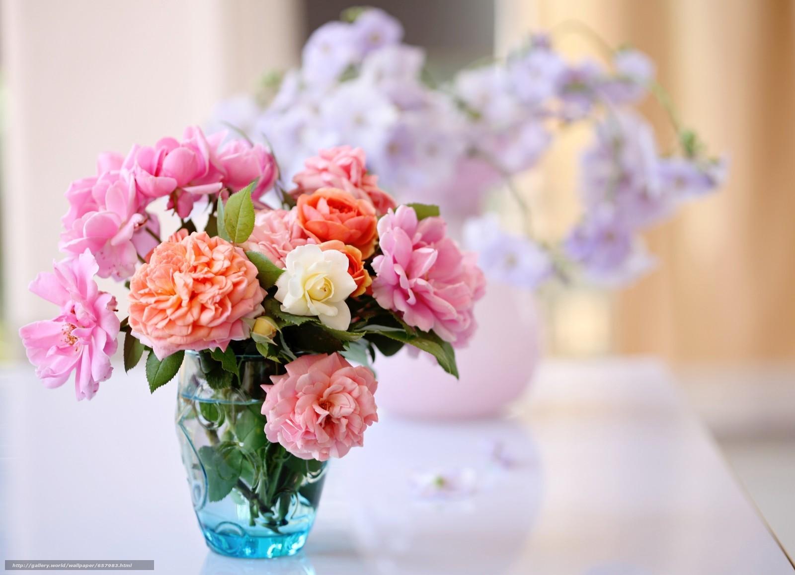 Descargar gratis Flores,  rosa,  Roses,  COMPOSICIÓN Fondos de escritorio en la resolucin 3200x2315 — imagen №657983