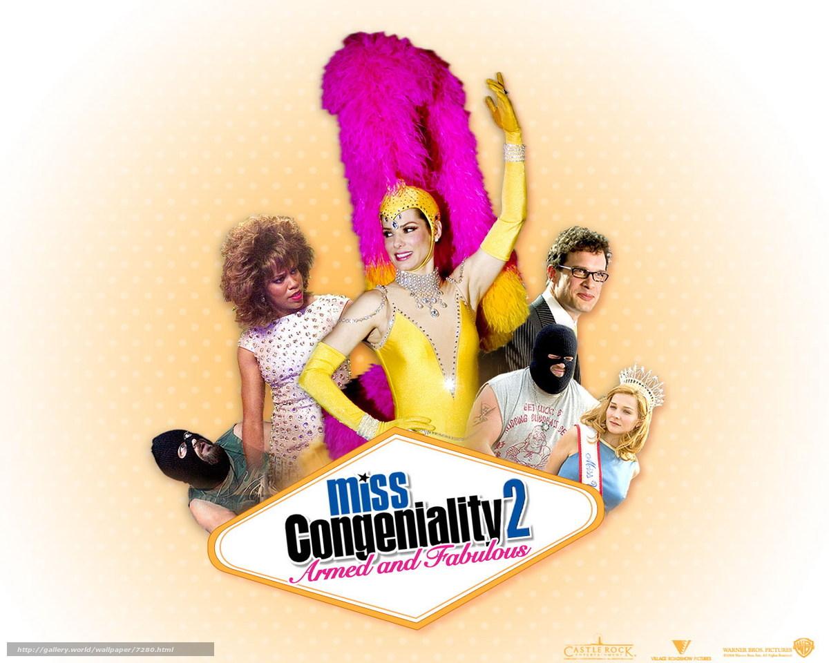 Скачать обои Мисс Конгениальность 2: Прекрасна и опасна,  Miss Congeniality 2: Armed & Fabulous,  фильм,  кино бесплатно для рабочего стола в разрешении 1280x1024 — картинка №7280