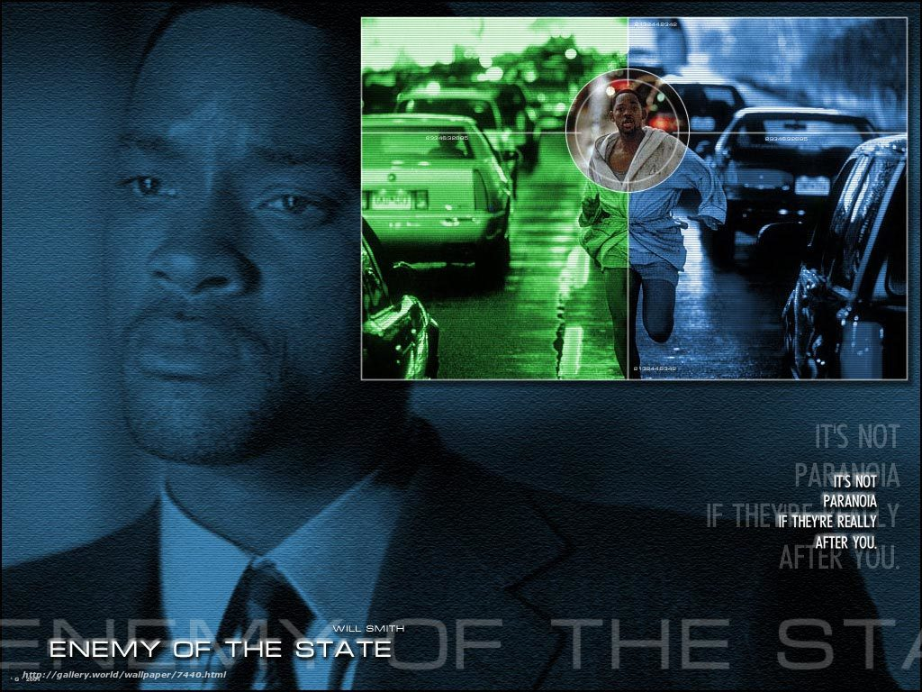 Download Wallpaper Public Enemy Enemy Of The State Film