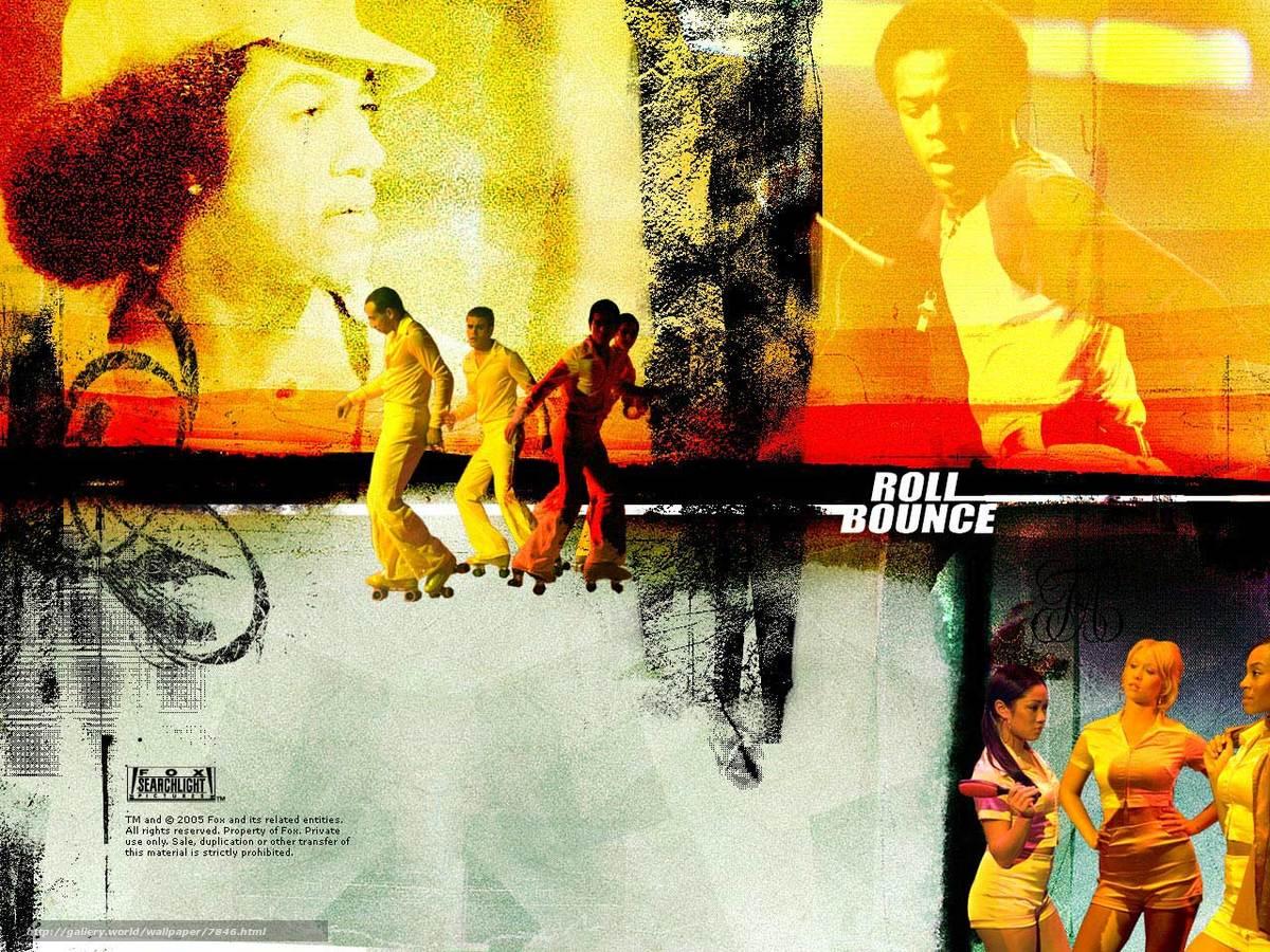 Скачать обои Роллеры,  Roll Bounce,  фильм,  кино бесплатно для рабочего стола в разрешении 1280x960 — картинка №7846