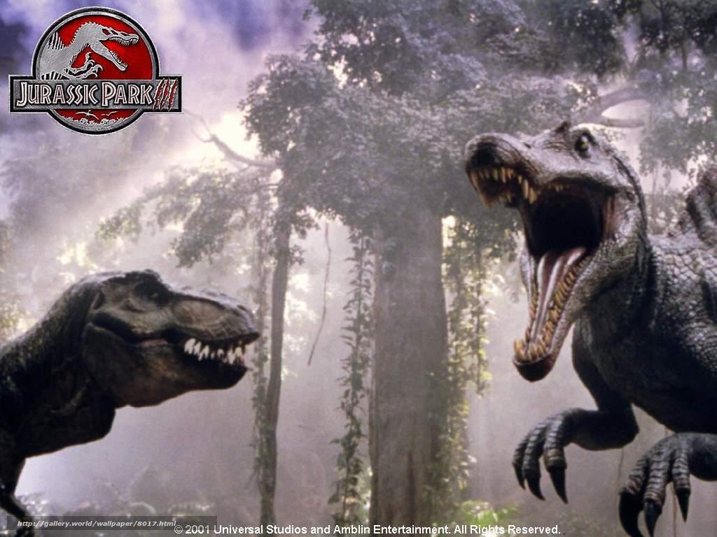 Download wallpaper Jurassic Park 3,  Jurassic Park III,  film,  movies free desktop wallpaper in the resolution 1024x768 — picture №8017