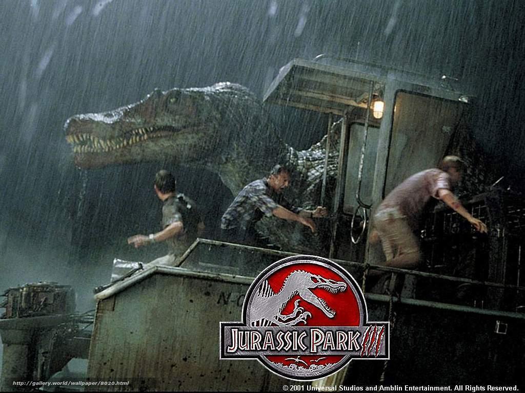 Orignal Jurassic Park Car