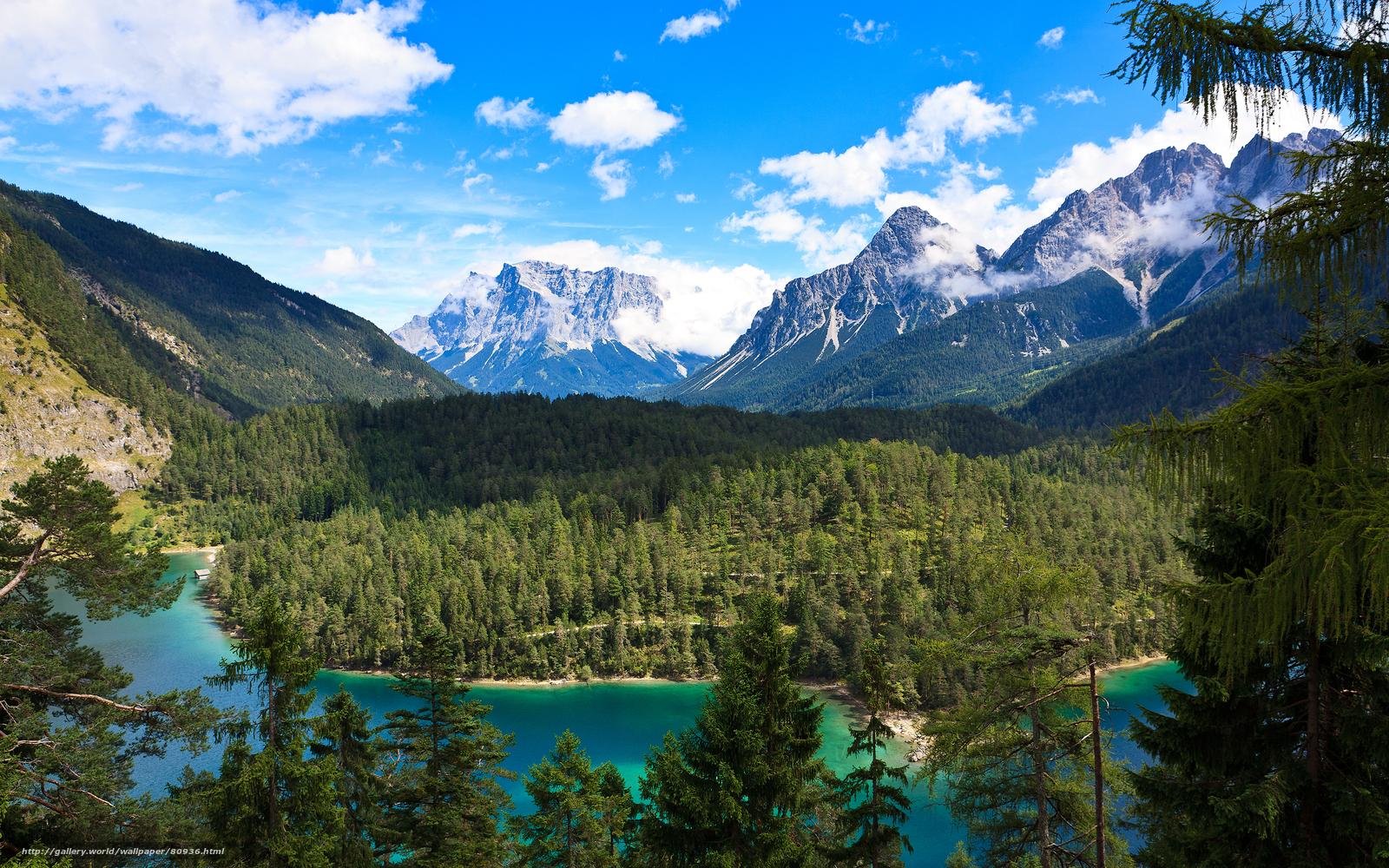 scaricare gli sfondi Austria,  Montagne Sfondi gratis per la risoluzione del desktop 2560x1600 — immagine №80936