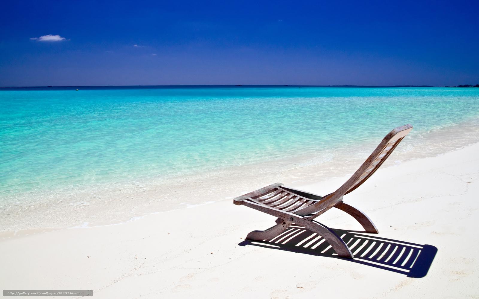Обои на рабочий стол пляж египта
