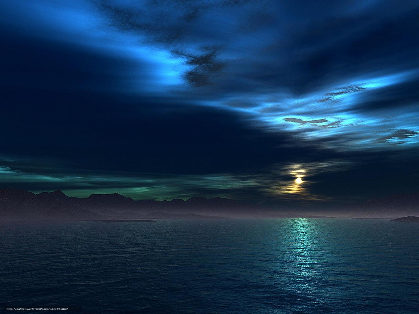 Scaricare gli sfondi cielo acqua carta da parati sfondi for Sfondi desktop aurora boreale