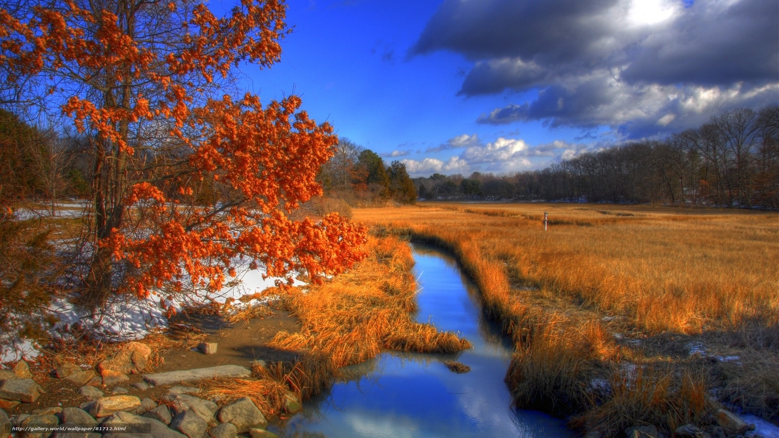 Scaricare gli sfondi autunno fiume sfondi gratis per la for Sfondi autunno hd