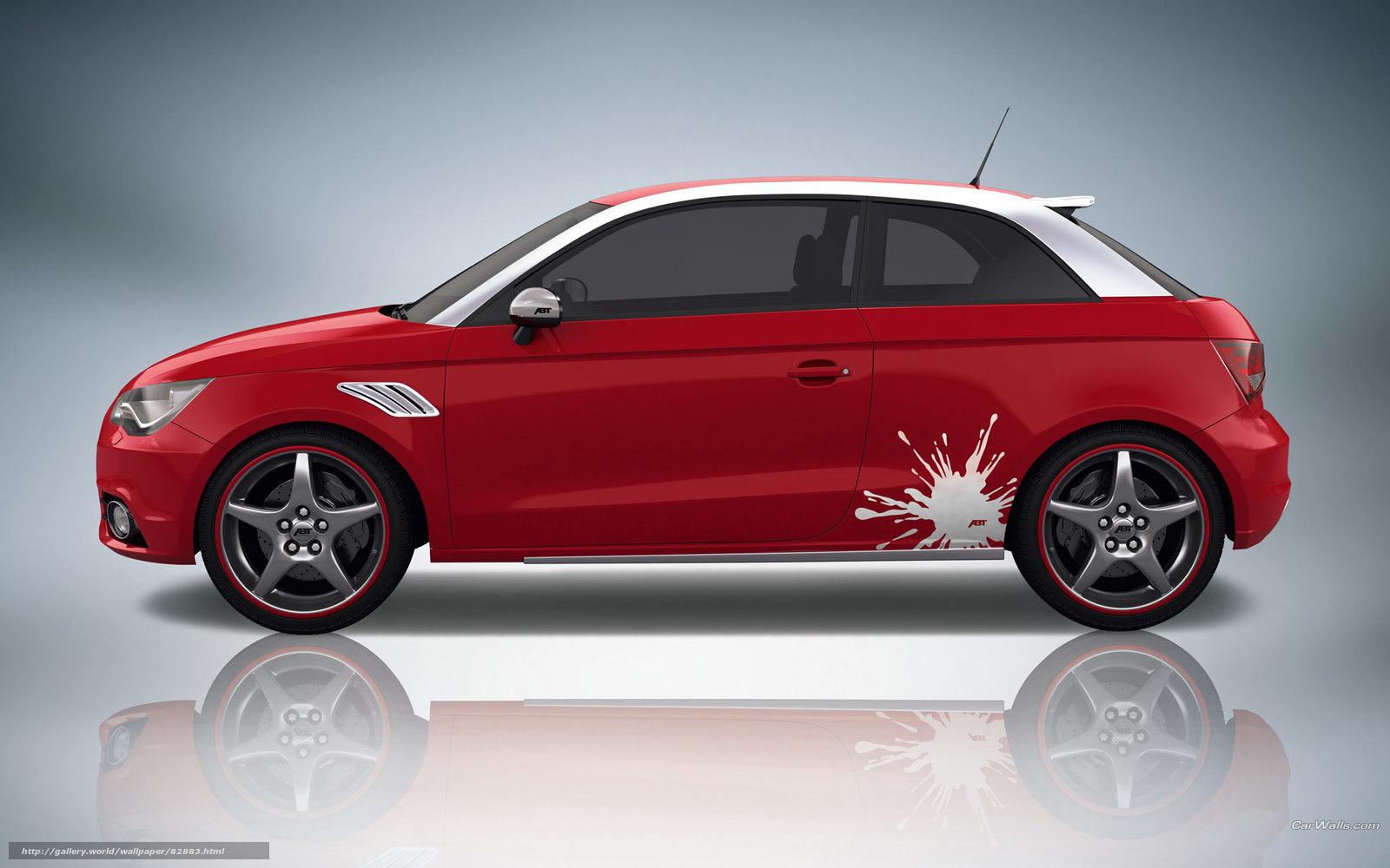 Download wallpaper Audi,  другие,  auto,  Machines free desktop wallpaper in the resolution 1920x1200 — picture №82883