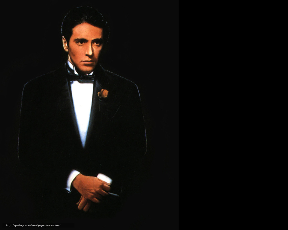 download wallpaper godfather 2 the godfather part ii
