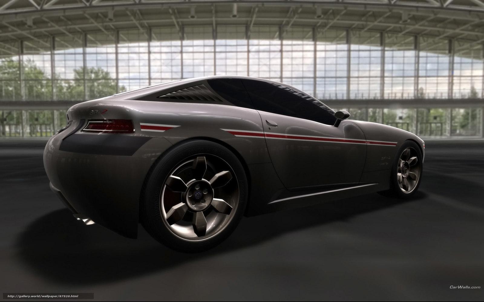 Скачать обои Volkswagen,  Golf 3D,  авто,  машины бесплатно для рабочего стола в разрешении 1920x1200 — картинка №87520