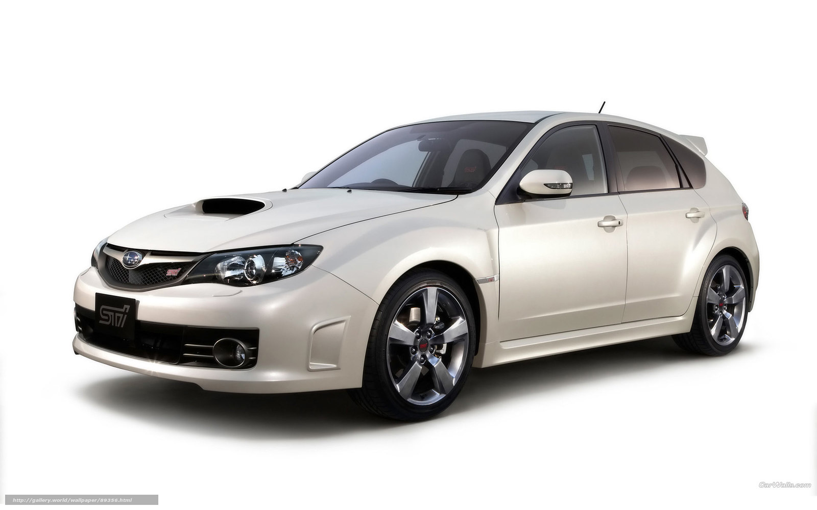 Download wallpaper Subaru,  Impreza,  auto,  Machines free desktop wallpaper in the resolution 1920x1200 — picture №89356