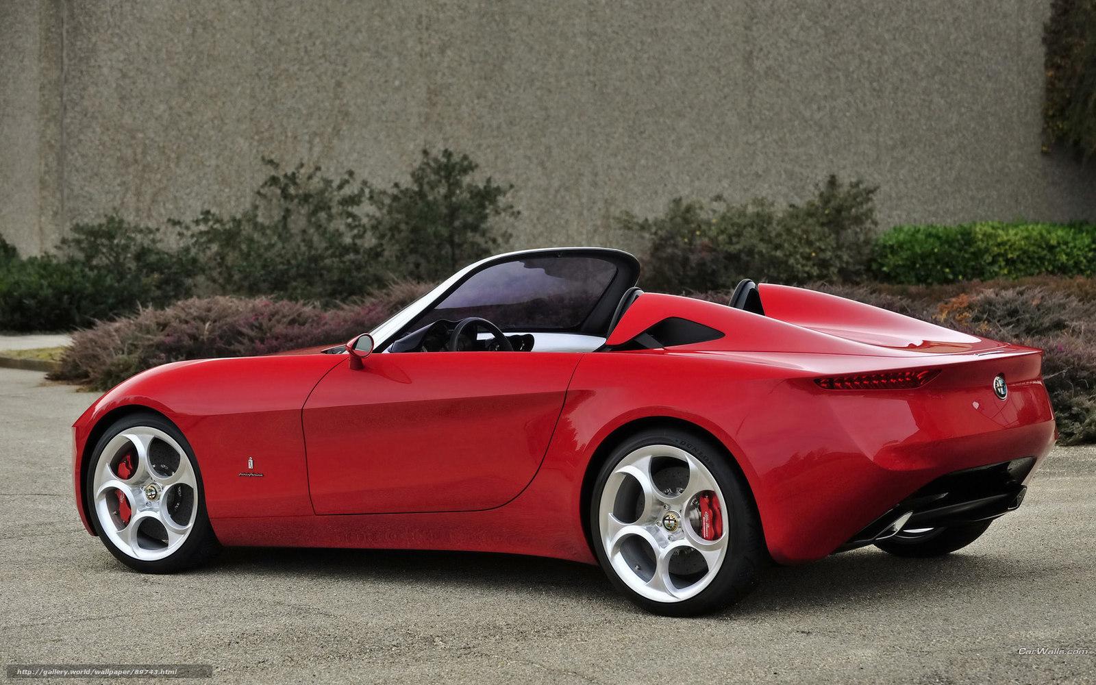 Download wallpaper Alfa Romeo,  MiTo,  auto,  Machines free desktop wallpaper in the resolution 1920x1200 — picture №89743