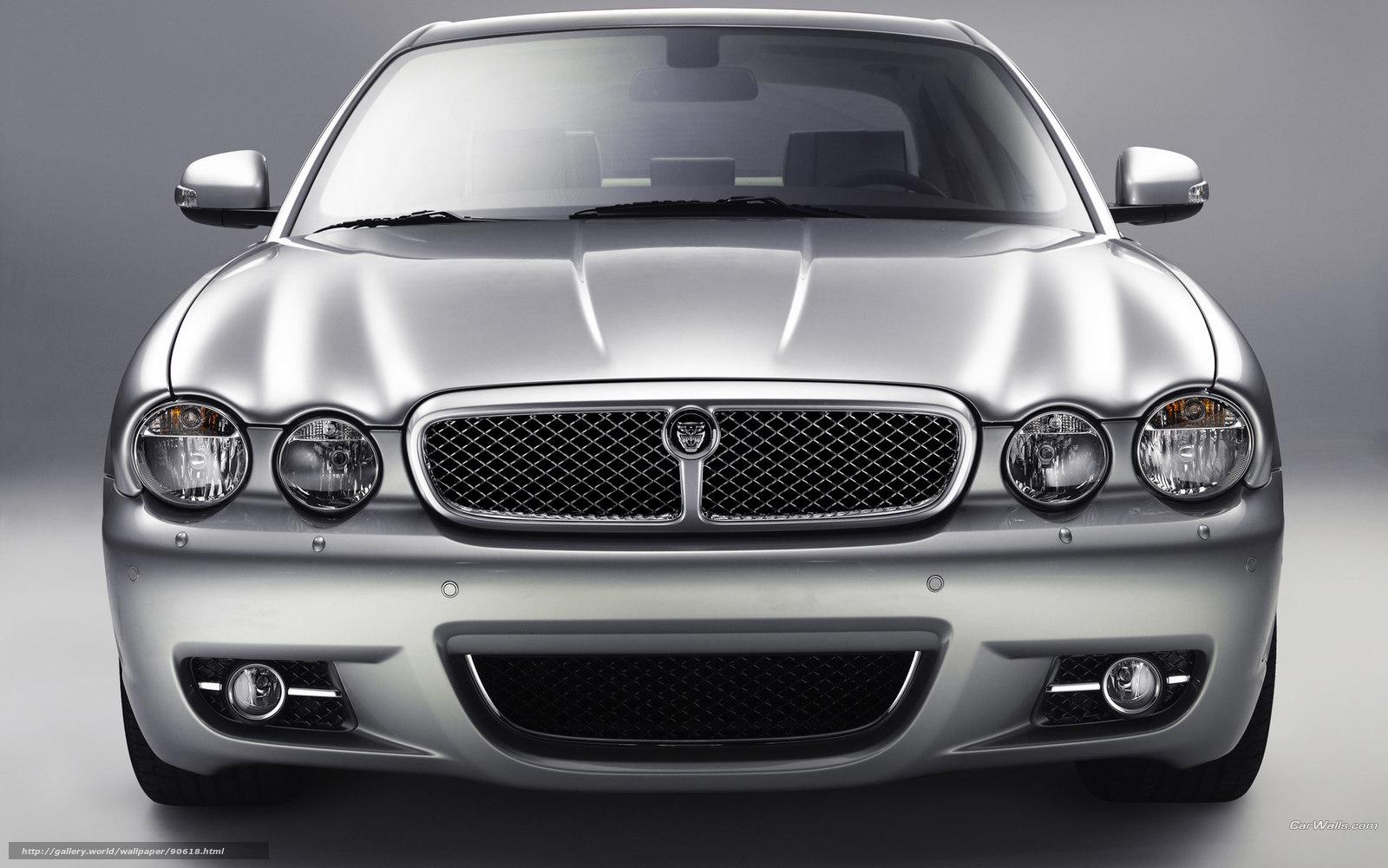 Скачать обои Jaguar,  XJ,  авто,  машины бесплатно для рабочего стола в разрешении 1920x1200 — картинка №90618