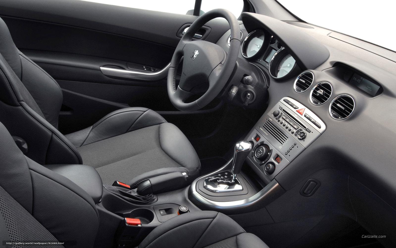 Tlcharger fond d 39 ecran peugeot 308 voiture machinerie for Photo ecran 308