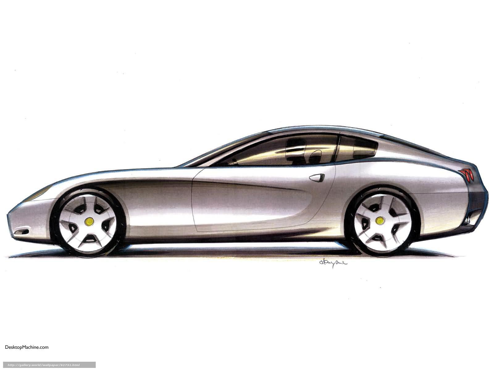 Download wallpaper Ferrari,  90210,  auto,  Machines free desktop wallpaper in the resolution 1600x1200 — picture №92731