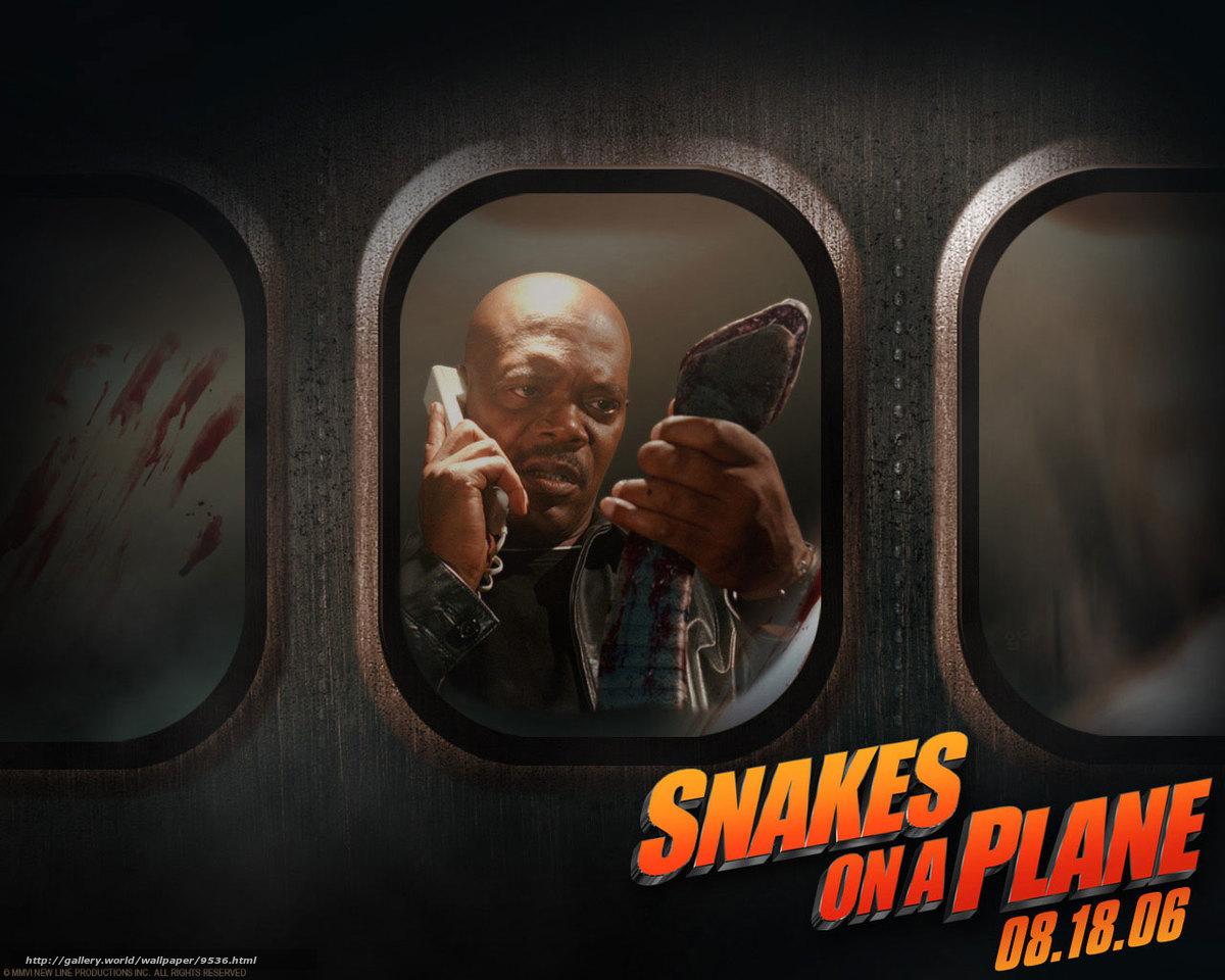 Descargar gratis Serpientes en el avin,  Serpientes en el avin,  pelcula,  pelcula Fondos de escritorio en la resolucin 1280x1024 — imagen №9536
