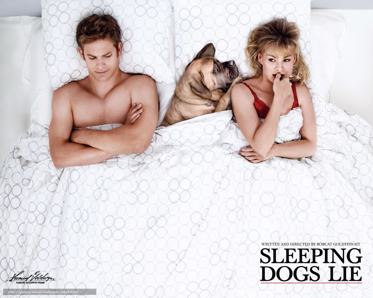 Dog Sleeping On Bed Dominance