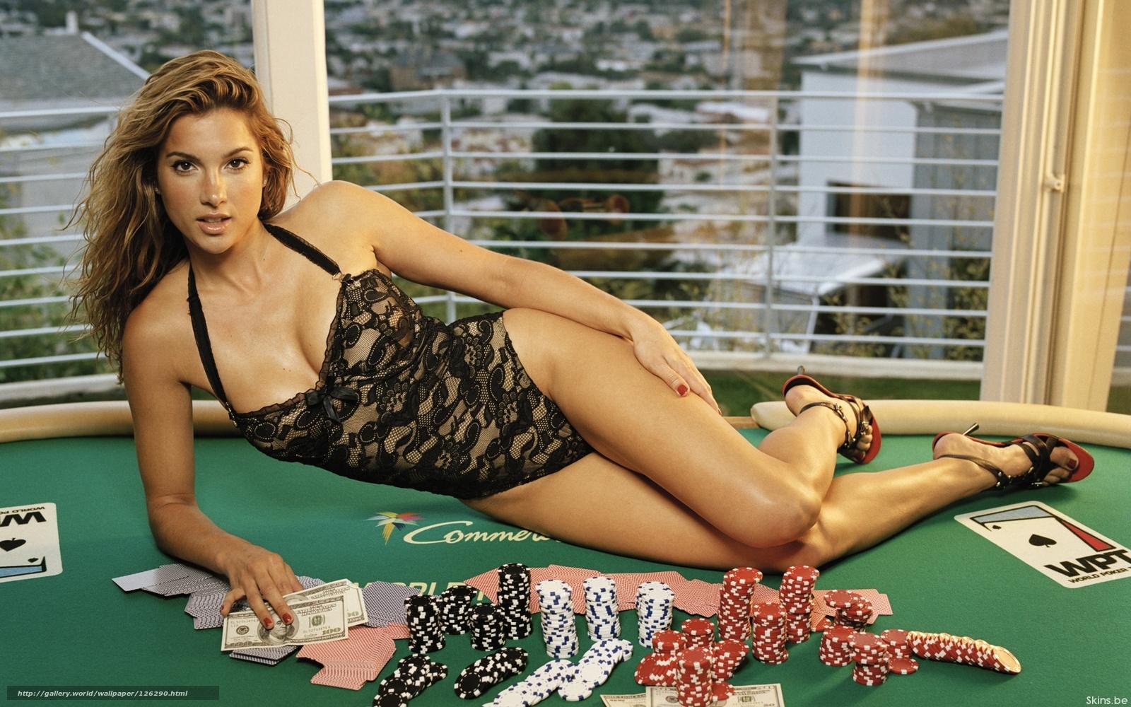 Фото девушки в казино 15 фотография