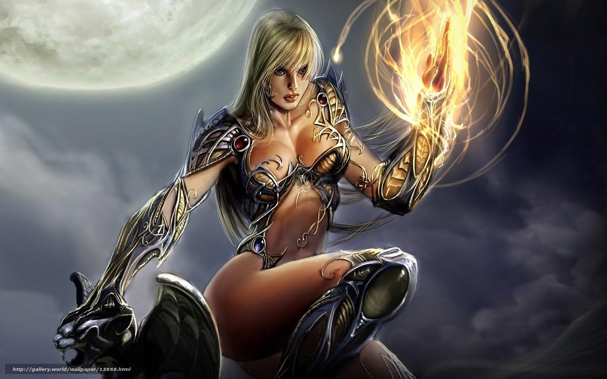 Erotic fantasy babe art sexy home girl