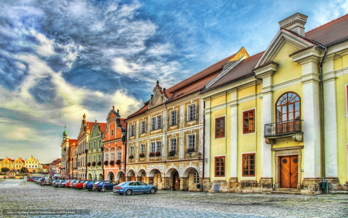 Чешские улицы смотреть онлайн 19 фотография