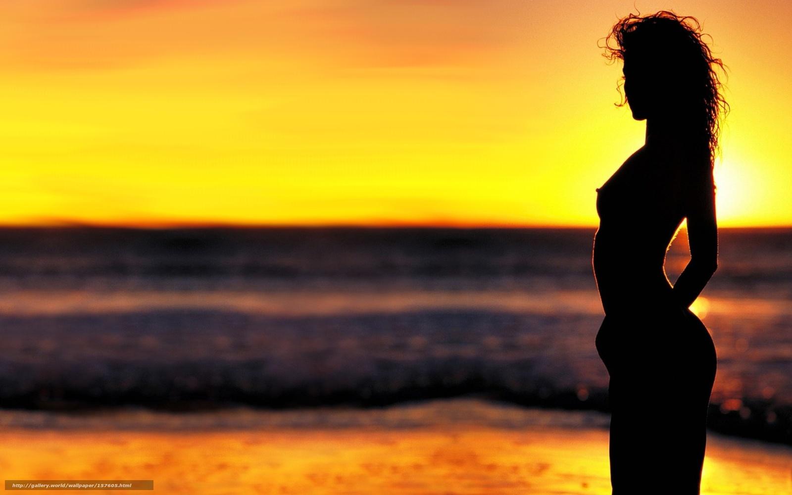 Солнце пляж девушки 7 фотография