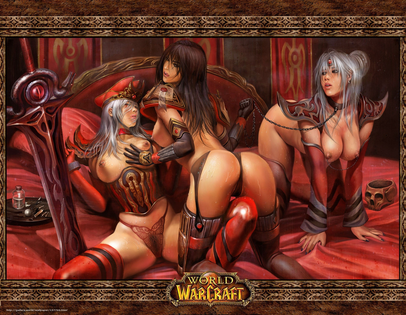 World of warcraft nude fanart hentai photos