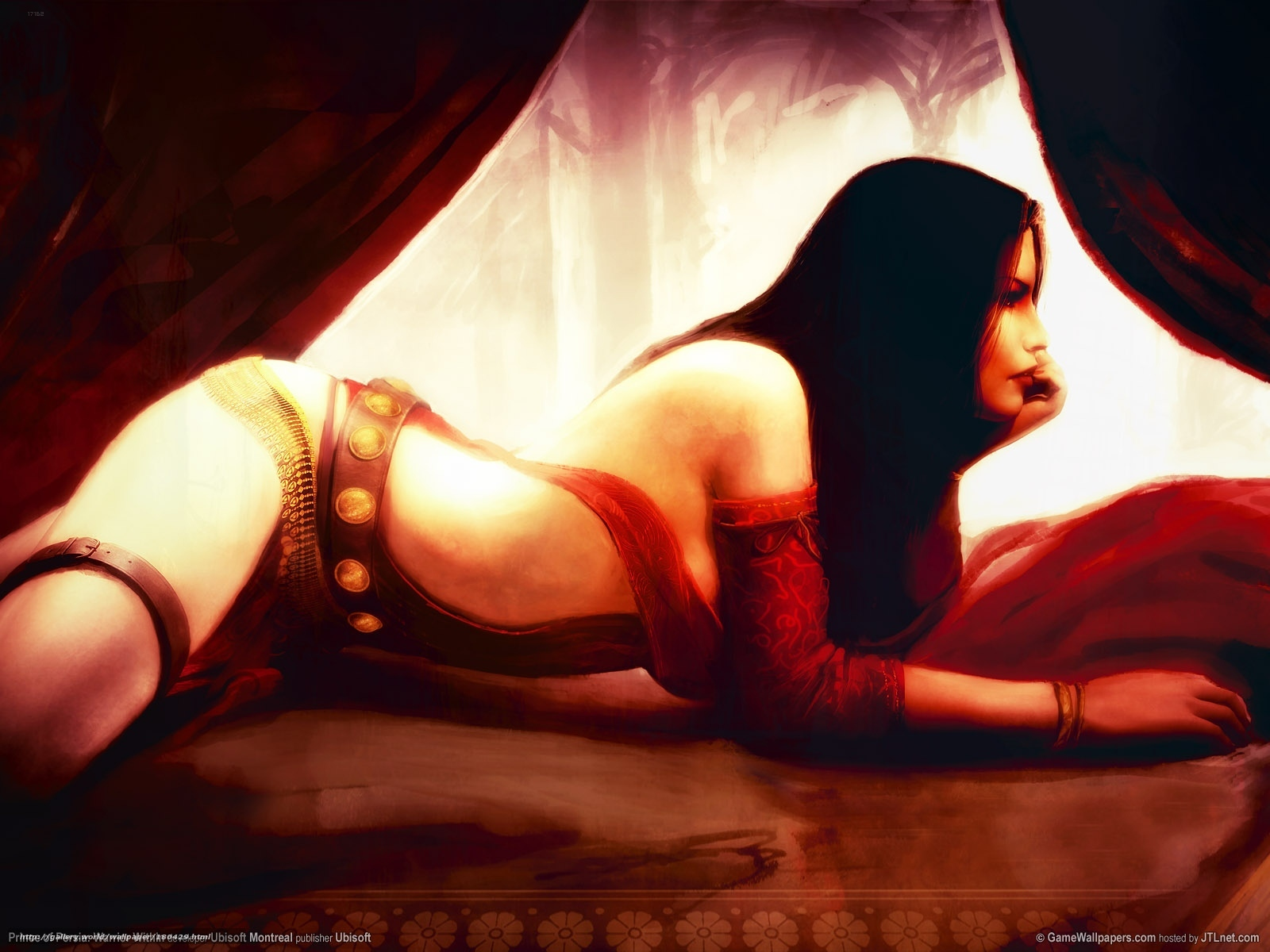 Prince of persia warrior within cartoon porn erotic scene