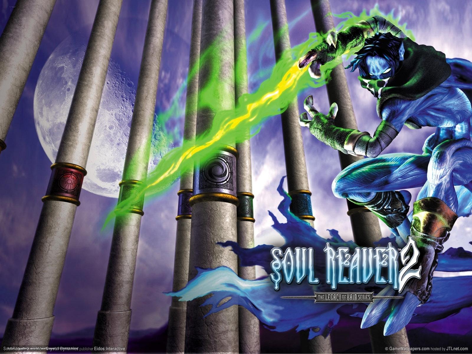 Amazoncom: legacy of kain: soul reaver 2: video games
