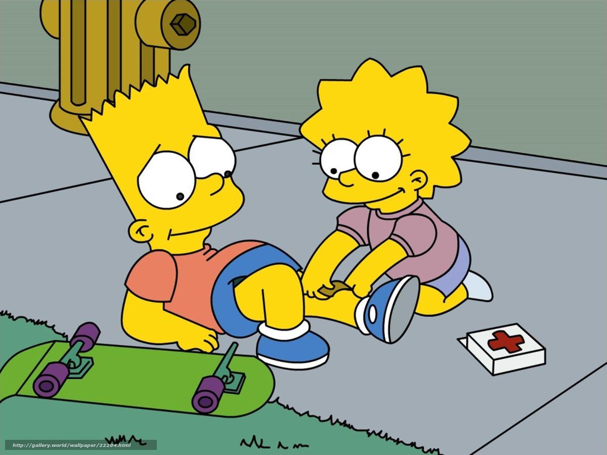 Симпсоны лиза 18 16 фотография