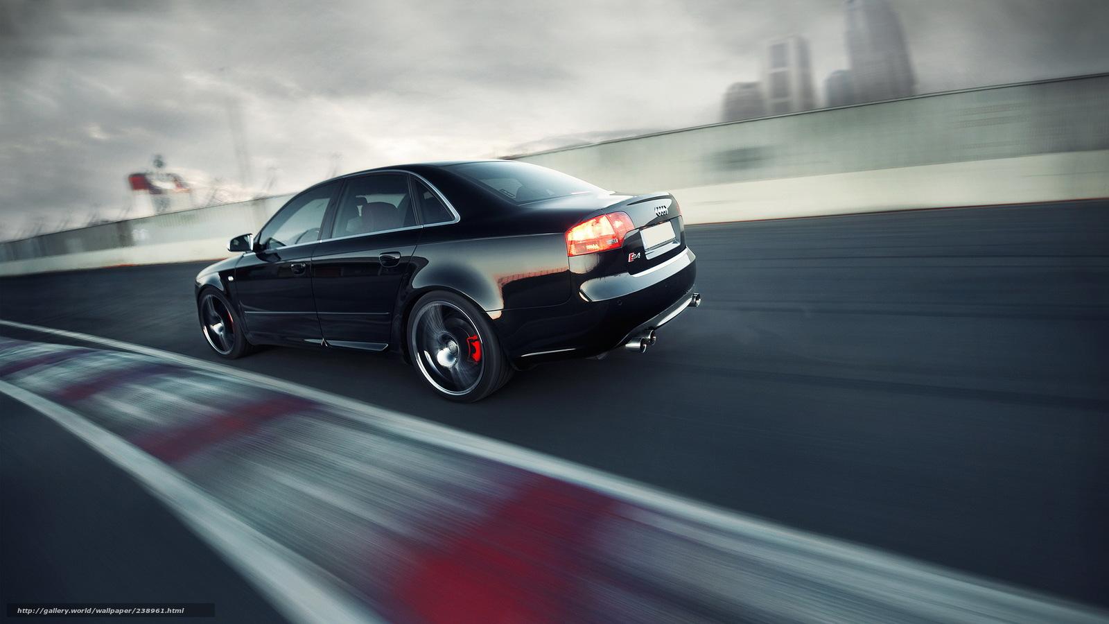 Audi a4 обои для рабочего стола