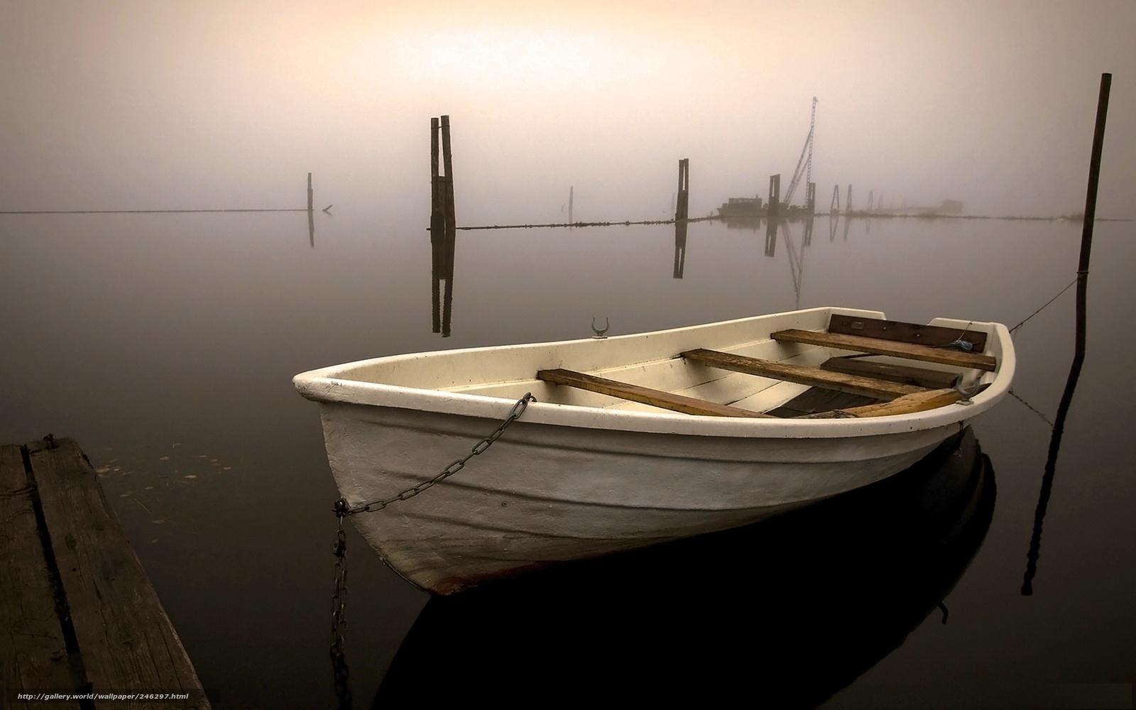лодка полная воды