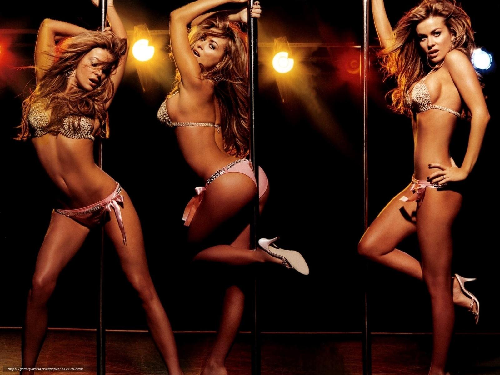 Танцующие девушки голые 10 фотография