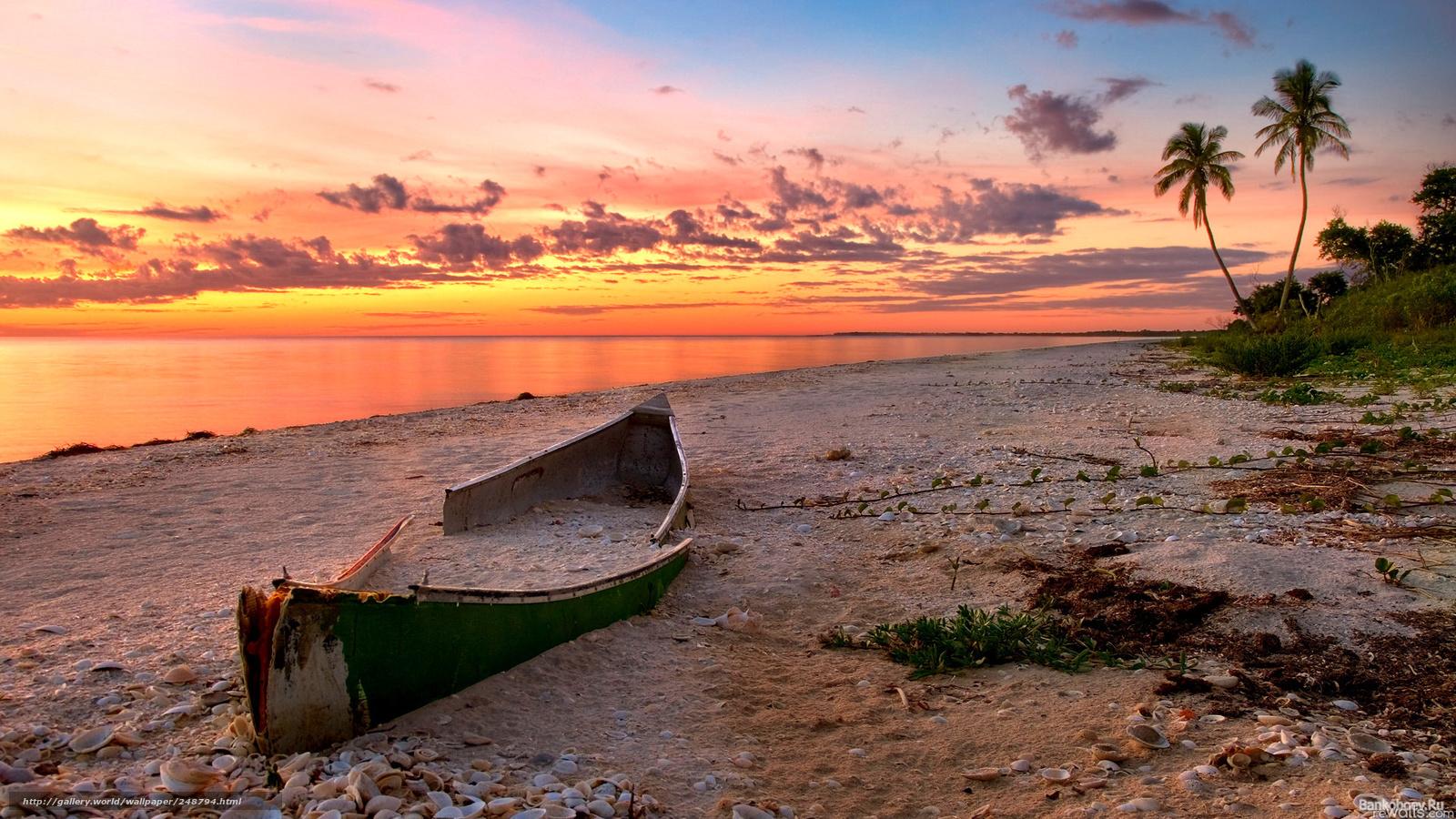 Resultado de imagem para canoa e por do sol