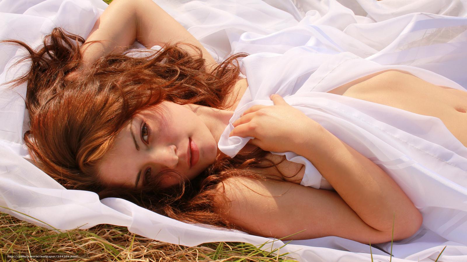 Фотки одиноких девушек красивых рыжих 24 фотография
